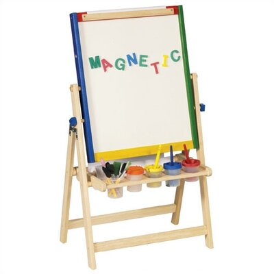 Guidecraft 4-In-1 Flipping Floor Easel at Sears.com