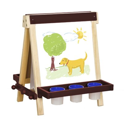 Wooden Tabletop Easel (Set of 2) G51031