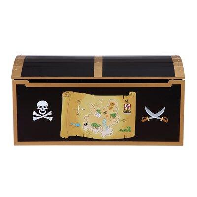 Guidecraft Personalized Pirate Treasure Chest G83705