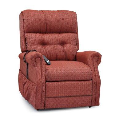 Power Lift Assist Recliner Upholstery: Charolette Sunset