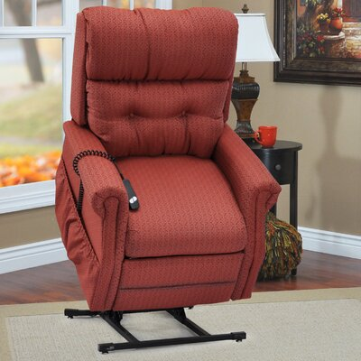 Two-Way Reclining Lift Chair Upholstery: Charolette Sunset