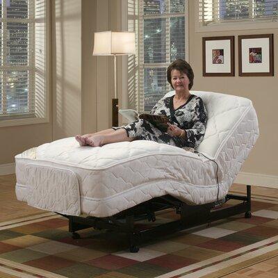 Twin Mattress on Medlift Economy Twin Xl Adjustable Bed   Etla