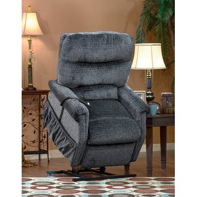 1100 Series Power Lift Assist Recliner Upholstery: Peral