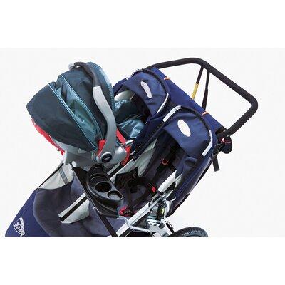 stokke pram utilizing infant seats basegreat idea. Black Bedroom Furniture Sets. Home Design Ideas