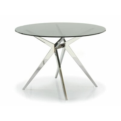 Blogitalian design glass tables outer space house for 110cm round glass dining table