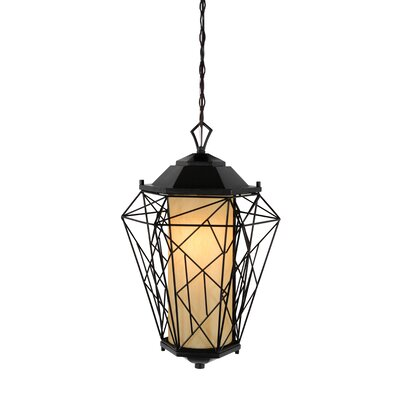 Wright Stuff 1-Light Foyer Pendant