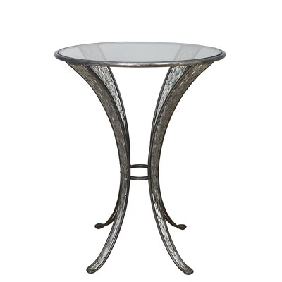 Flow Pub Table Color: Steel