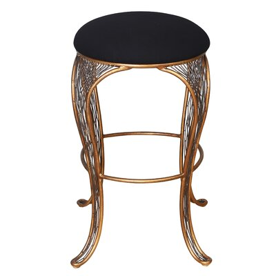 Flow 29 inch Bar Stool Finish: Hammered Ore