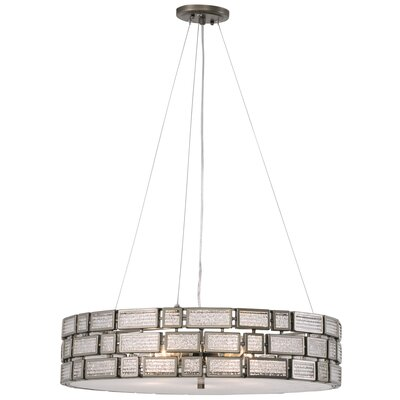 Harlowe 5-Light Drum Pendant