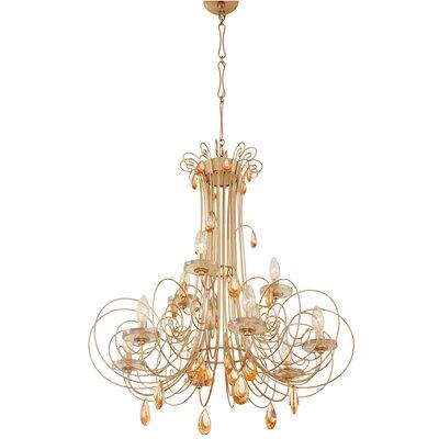 Elysse 9-Light Candle-Style Chandelier