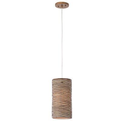 Flow 1-Light Mini Pendant
