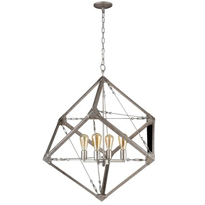 Askew 4-Light Foyer Pendant