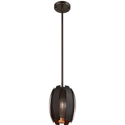 Sawyers Bar 2 Tone 1-Light Mini Pendant