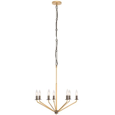 Jake 7-Light Candle-Style Chandelier