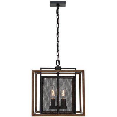 Rio Lobo 2-Light Foyer Pendant