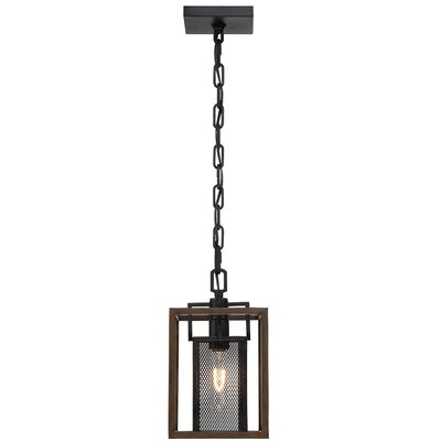 Rio Lobo 1-Light Foyer Pendant