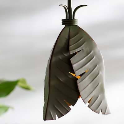 Banana Leaf 1-Light Pendant