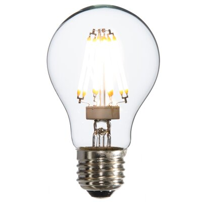 LED Light Bulb Wattage: 6W