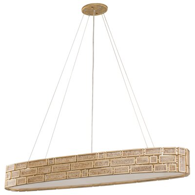 Harlowe 6-Light Kitchen Island Pendant
