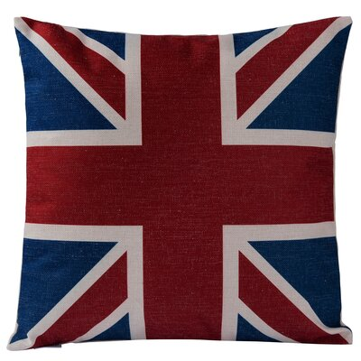 Casa Union Jack Throw Pillow