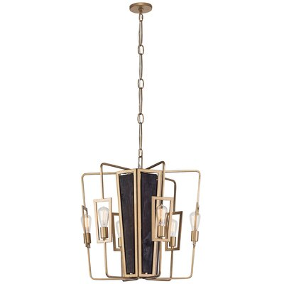 Madeira 6-Light LED Chandelier