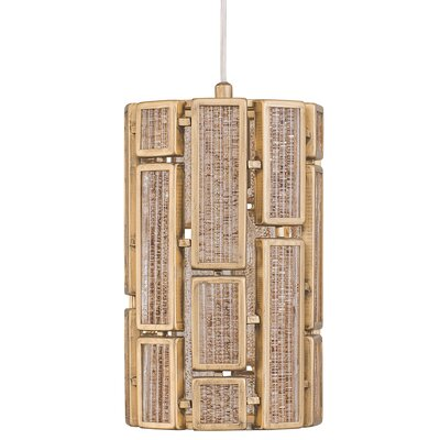 Harlowe 1-Light Mini Pendant