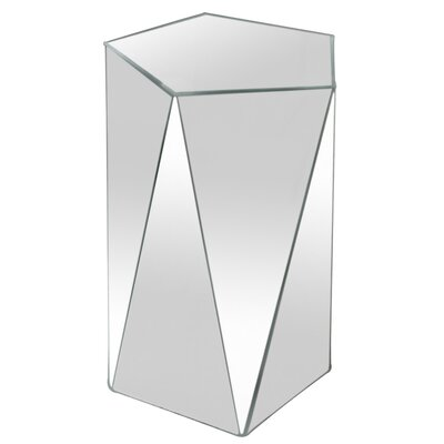 Casa Pentagonal End Table