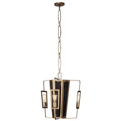 Madeira 3-Light LED Mini Chandelier