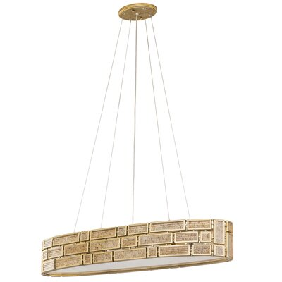 Harlowe 4-Light Kitchen Island Pendant