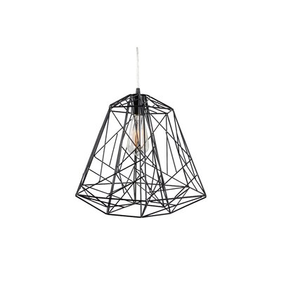 Wright Stuff 1-Light Geometric Pendant