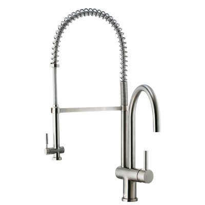 30 x 19 Undermount Kitchen Sink with Faucet, Grid, Strainer and Soap Dispenser