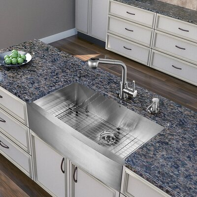 Avondale Single Handle Pull-Out Spray Kitchen Faucet