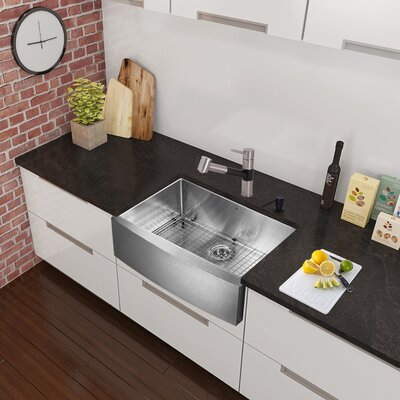 Branson Single Handle Pull-Out Kitchen Faucet