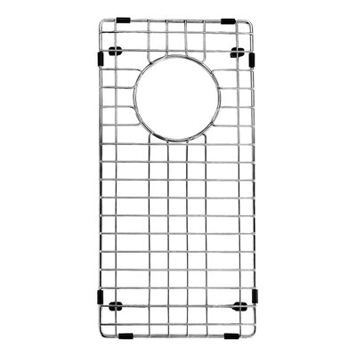 Stainless Steel Bottom Grid, 8.75-in. x 17.75-in.