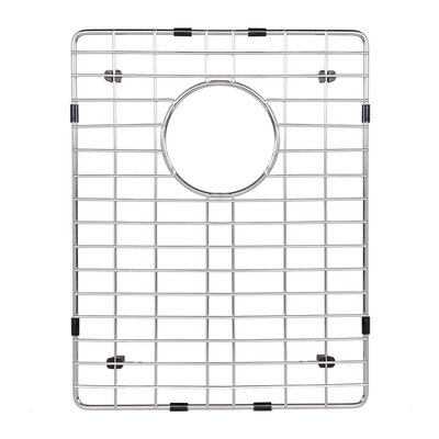 Stainless Steel Bottom Grid, 12.75-in. x 16.25-in.