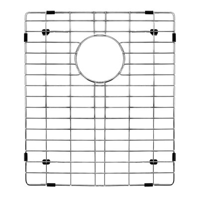Stainless Steel Bottom Grid, 14.25-in. x 16.875-in.
