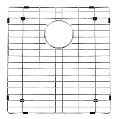 Stainless Steel Bottom Grid, 16.625-in. x 17.75-in.