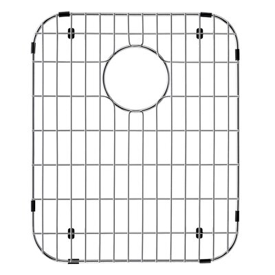 Stainless Steel Bottom Grid, 14-in. x 17.125-in.