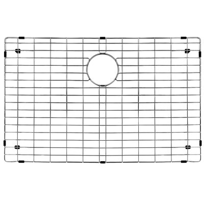 Stainless Steel Bottom Grid, 27.75-in. x 16.75-in.
