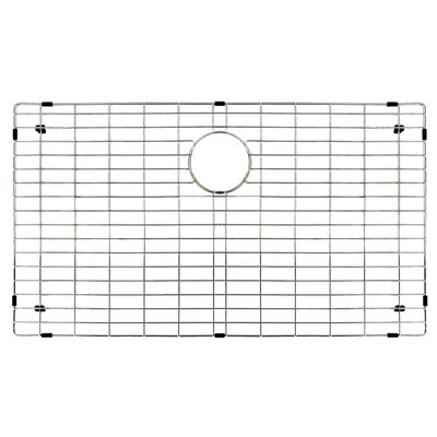 Stainless Steel Bottom Grid, 33.75-in. x 17.75-in.
