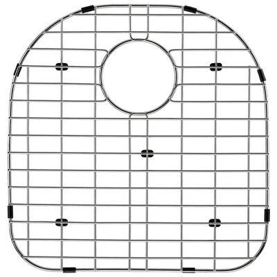 Stainless Steel Bottom Grid, 15-in. x 15.75-in.