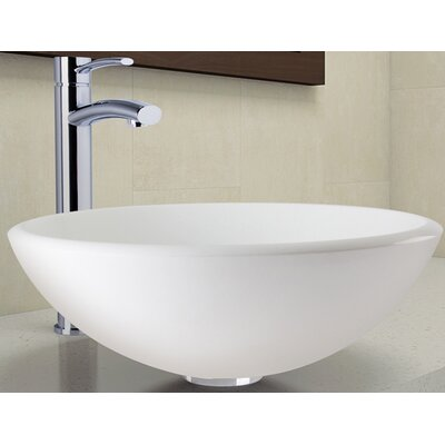 Phoenix Circular Vessel Bathroom Sink