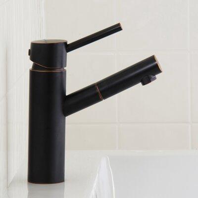 Noma Single Lever Basin Bathroom Faucet Finish: Antique Rubbed Bronze
