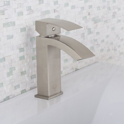 Satro Single Lever Basin Bathroom Faucet