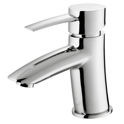 Bova Single Lever Basin Bathroom Faucet Finish: Chrome