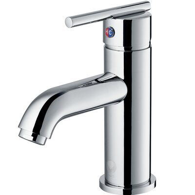 Setai Single Lever Basin Bathroom Faucet Finish: Chrome