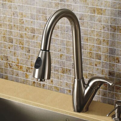 Romano Single Handle Pull-Down Spray Kitchen Faucet