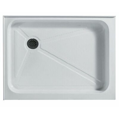 Vigo Acrylic Rectangular Shower Base - Drain Location: Left Hand Side at Sears.com