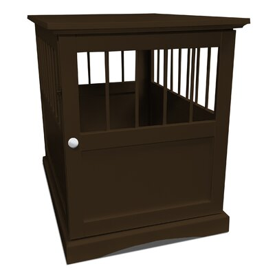 Pet Crate Size: Small (24.5 H x 20 W x 27.5 L)