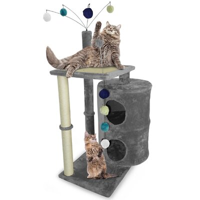 51.5 Playground Cat Tree
